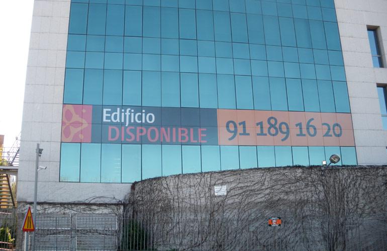 Edificio Disponible