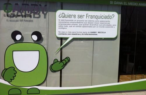 Garby Recicla Franquiciado