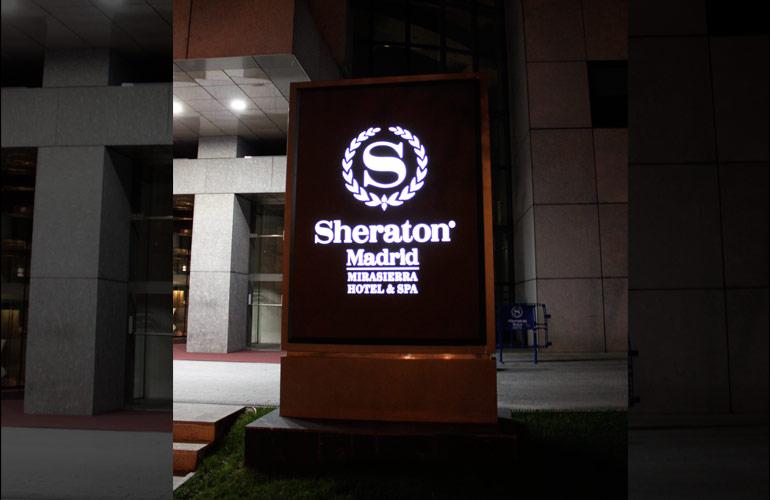 sheraton entrada