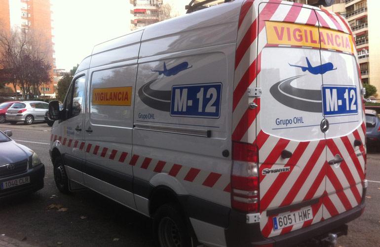 Rotulacion de vehiculos Visualsign