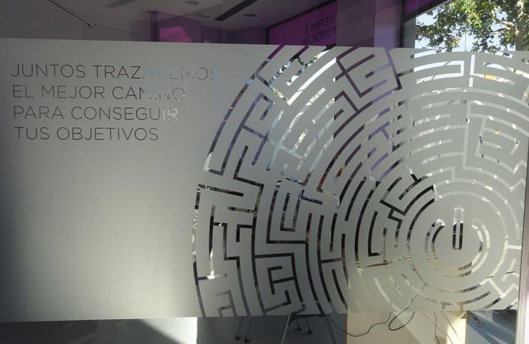 Vinilos decorativos a su medida for Vinilos decorativos letras