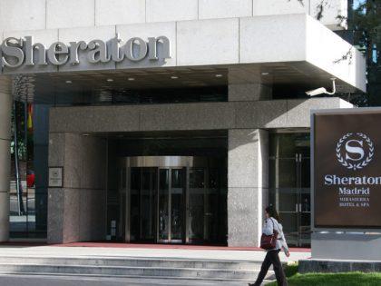 Hotel Sheraton – Madrid