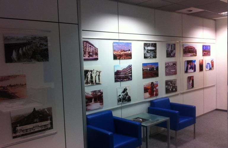 Tata oficinas centrales visualsign for Blau hotels oficinas centrales