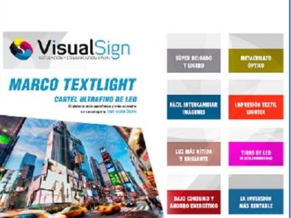 Led, la mejor iluminación para los marcos text-light