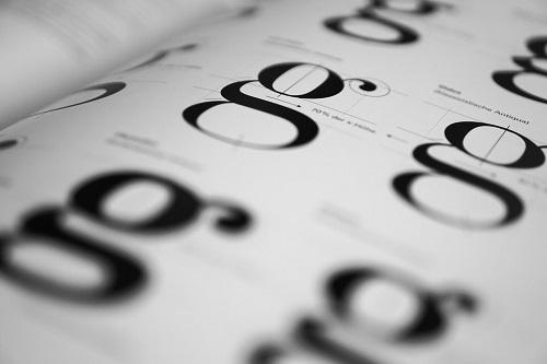 Tipografía para rotulación